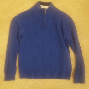 Nautica boys sweater size 6